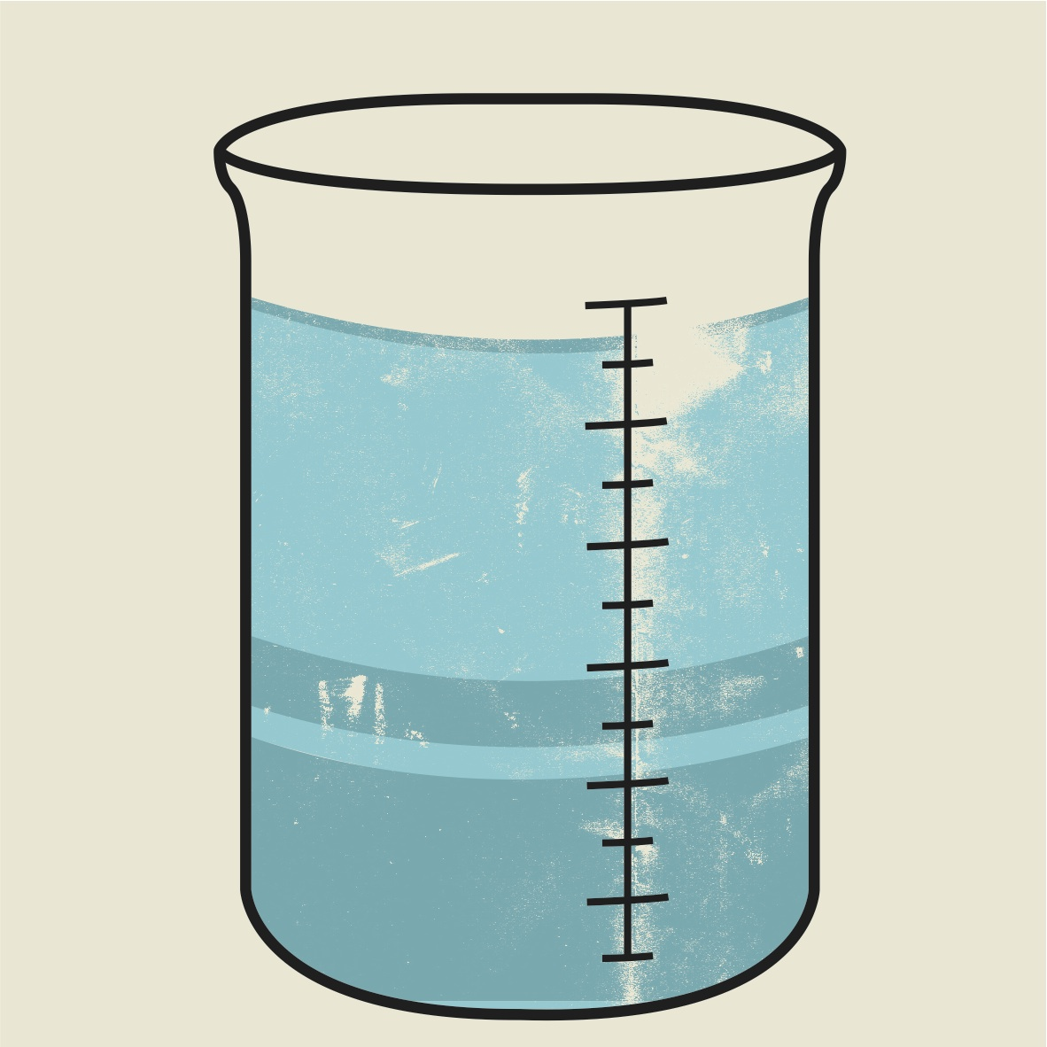 Water Beaker - ClipArt Best