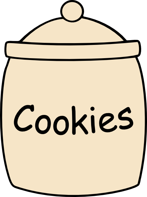 Cookie Jar Clipart - Free Clipart Images