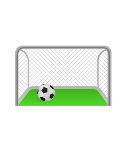 How To Draw A Goal - ClipArt Best