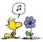 Snoopy And Spring Time - ClipArt Best
