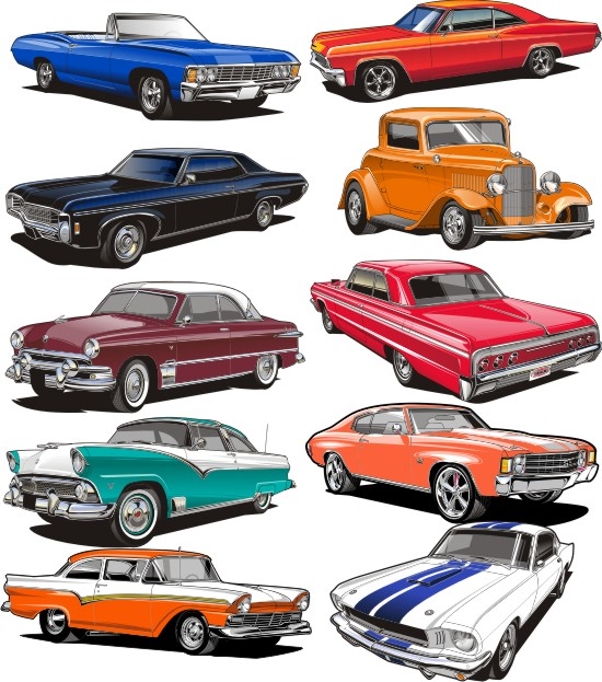 57 Chevy Clipart Free - ClipArt Best