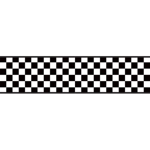 Checkerboard Racing Flag Border - ClipArt Best