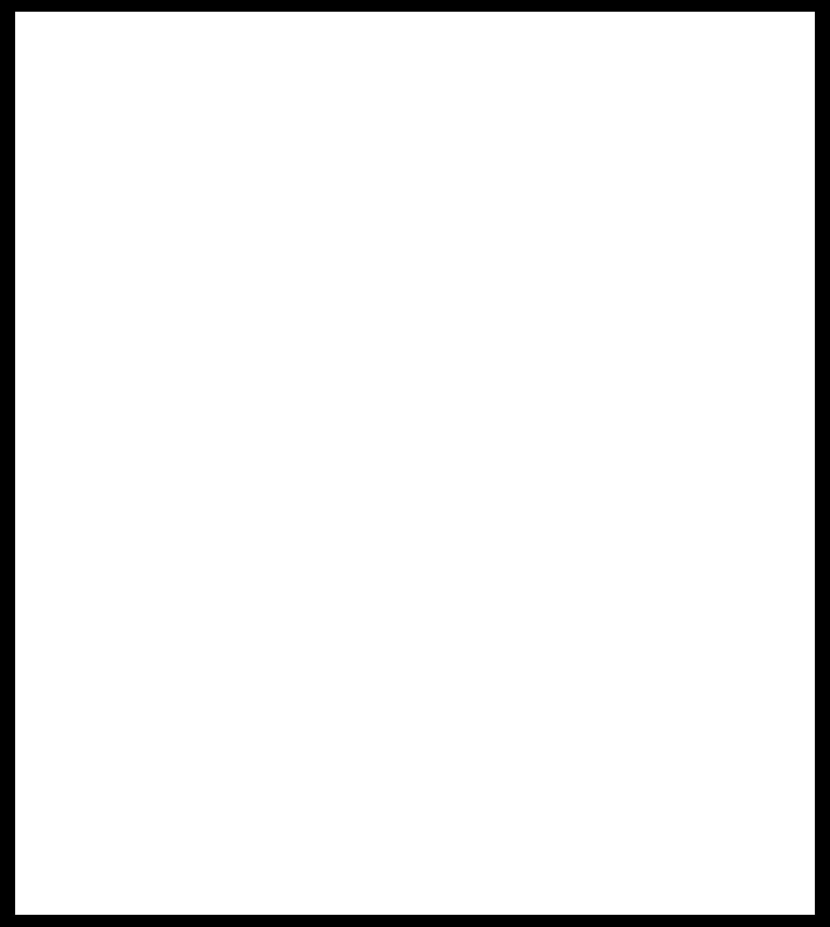 Square Box Photo Frame