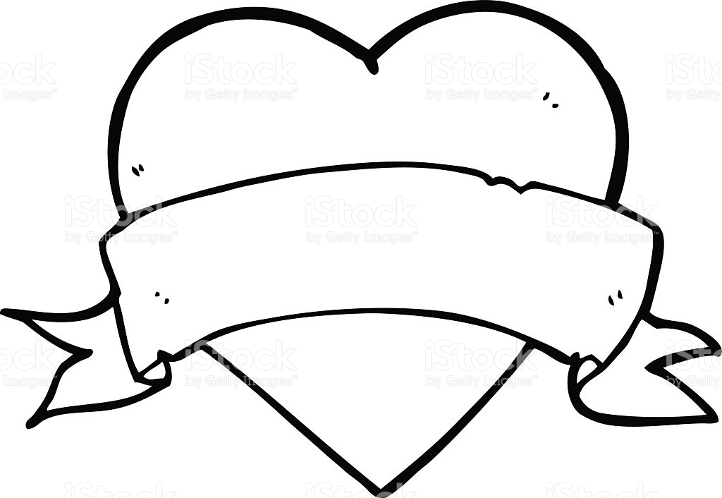 Line Art Love Heart : Line drawing heart imgkid the image kid has it