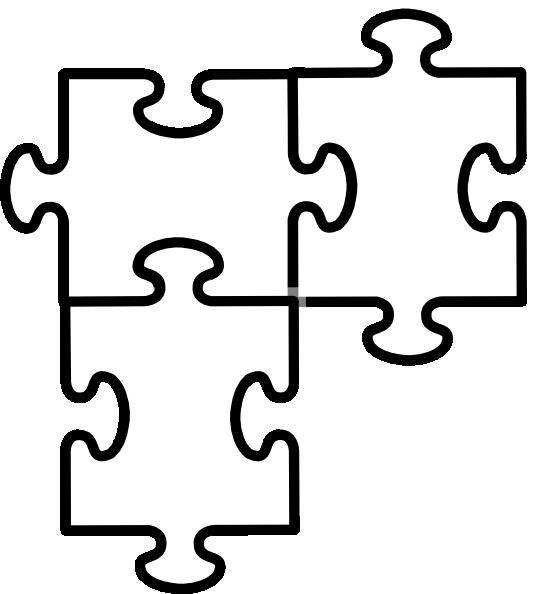 Printable Puzzle Piece - ClipArt Best