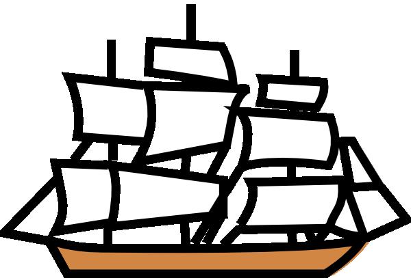 Tall Ship Clip Art - ClipArt Best