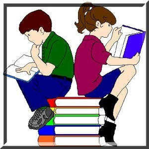 Pictures Of Children Reading Books - ClipArt Best