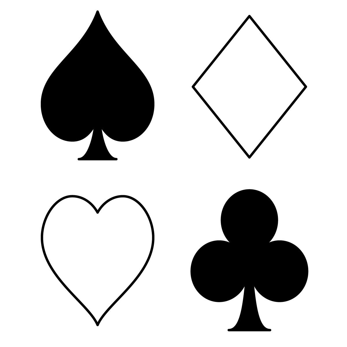 Pictures Of Deck Of Cards - ClipArt Best