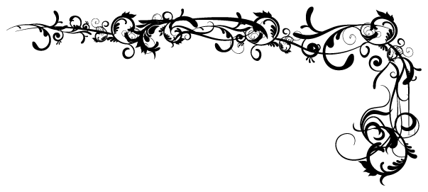 Line Art Corner Design : Decorative corner borders clipart best