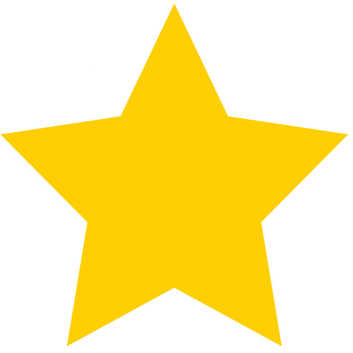 yellow star picture clipart best free star clip art outline free star clip art images