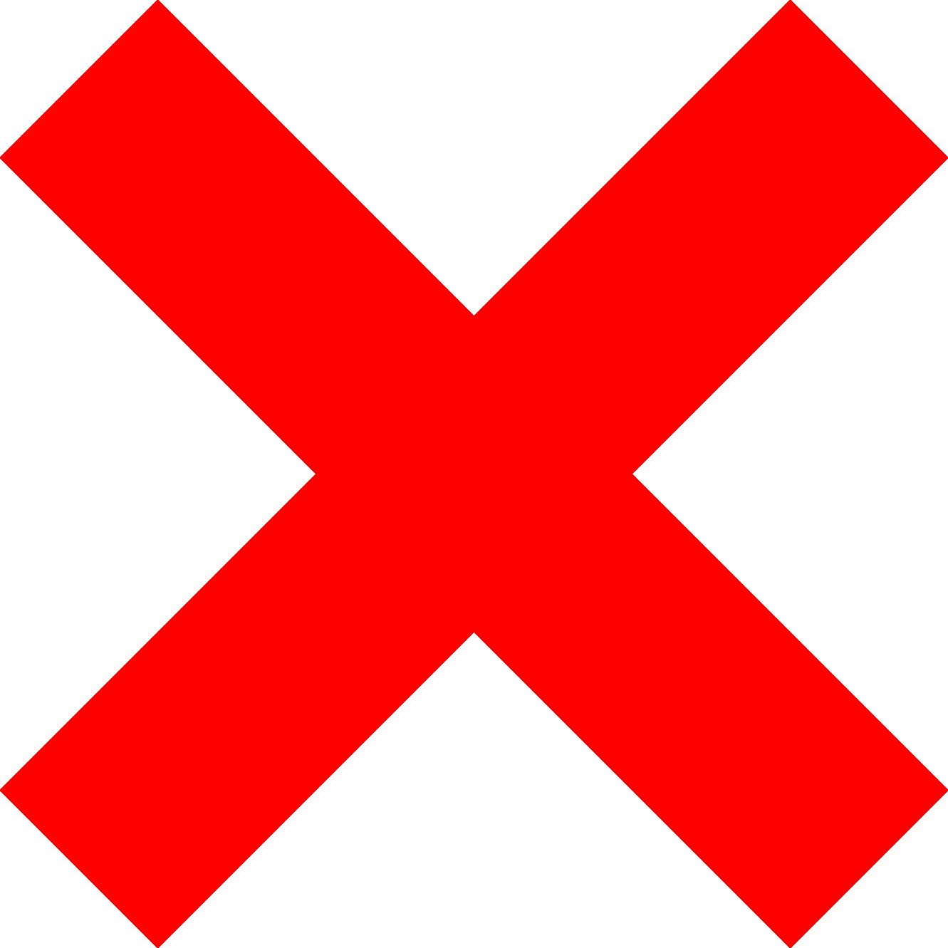 X Icon X Icon - ClipArt Best
