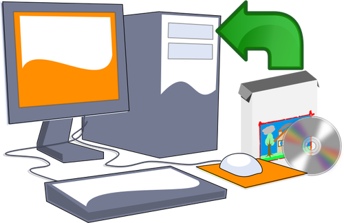 Vector clip art software clipart best Computer art software