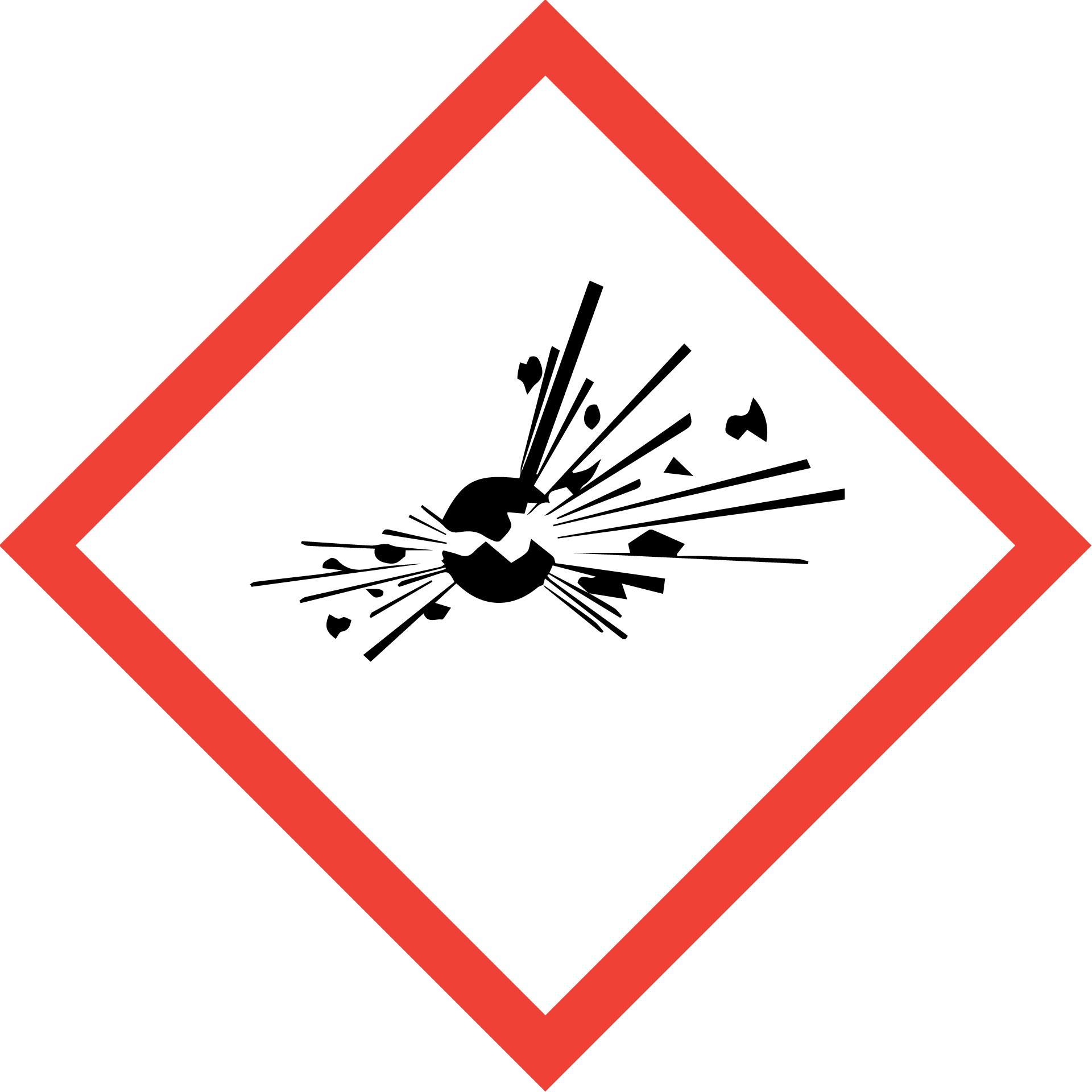 Explosive Symbol Clipart Best