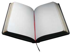 Picture Of The Bible Open - ClipArt Best