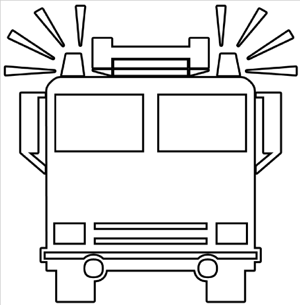 Truck Outline - ClipArt Best