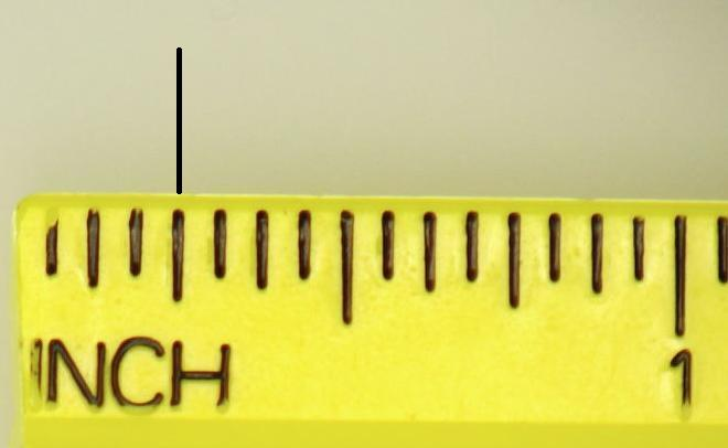 Inches Ruler - ClipArt Best