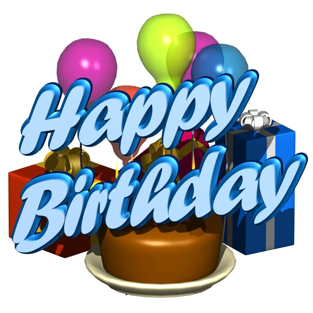 Happy birthday name clipart - ClipartFox