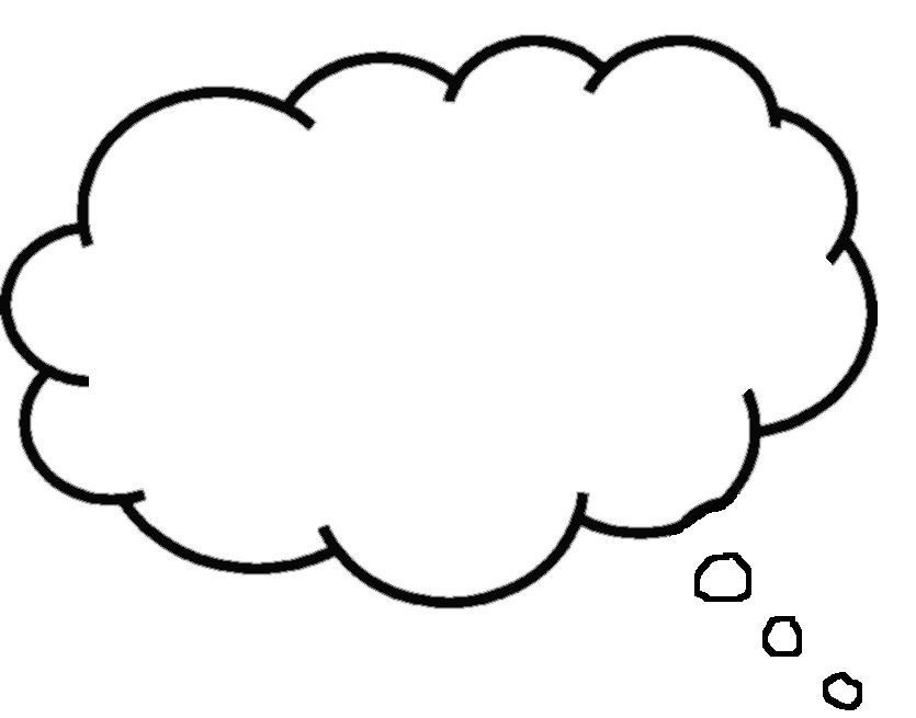 Speech Bubbles Printable - ClipArt Best