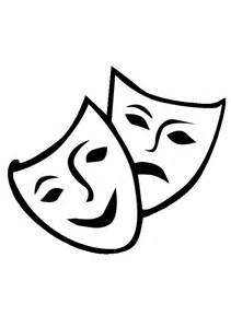 Theater Drama Coloring Coloring Pages