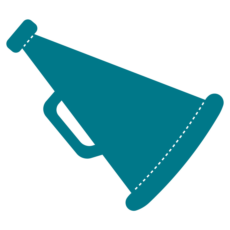 free megaphone clipart clipart best
