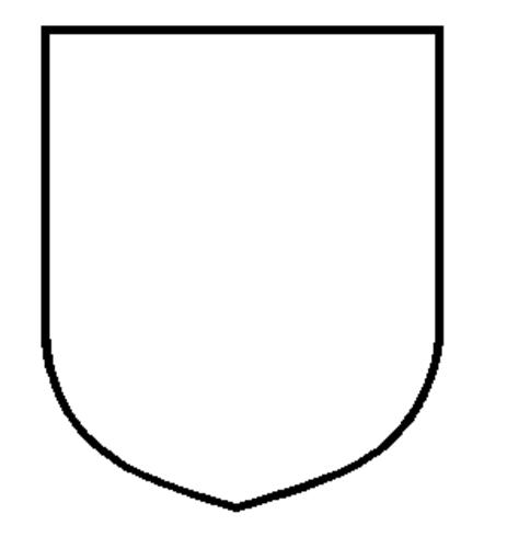 Shield Worksheet Clipart Best