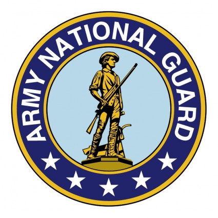 National guard logo vector Free vector for free download (about 4 ...