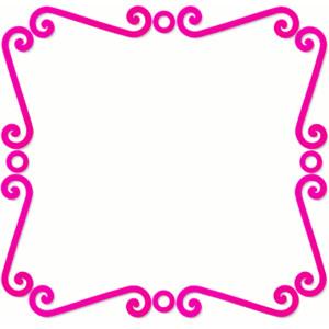 Pink Frame Clip Art - ClipArt Best