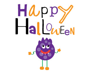 Free halloween clip art! Pumpkins, spiders, ghosts - oh my!