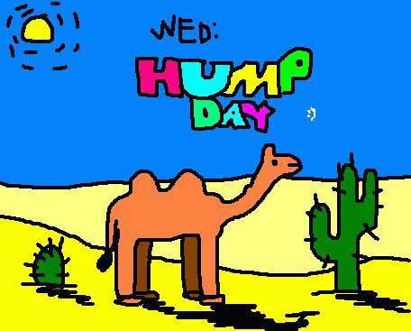 Happy Hump Day Clip Art - ClipArt Best