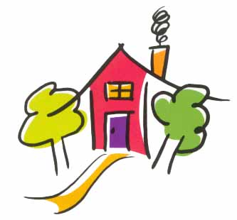 Cute Cartoon House - ClipArt Best