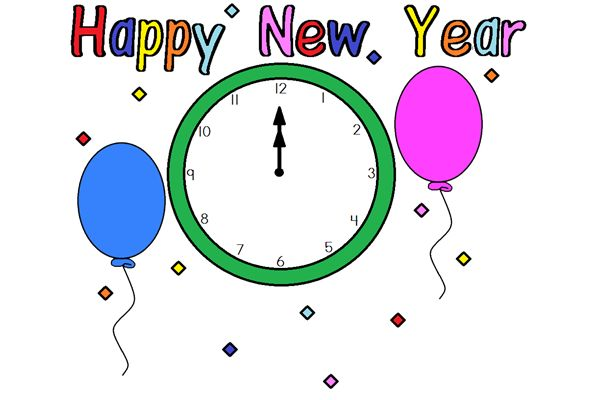 New Years Eve Clip Art Borders - ClipArt Best