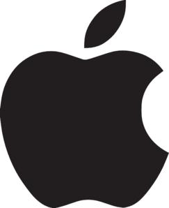 Clip Art Logo Clip Art apple logo clip art clipart best iphone clipartfox