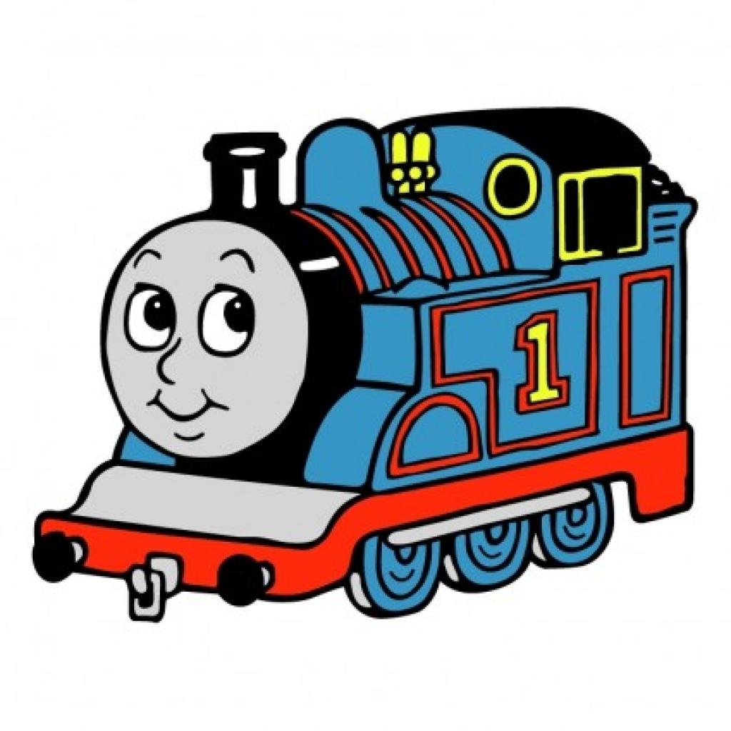 Hd Train Cartoon - ClipArt Best