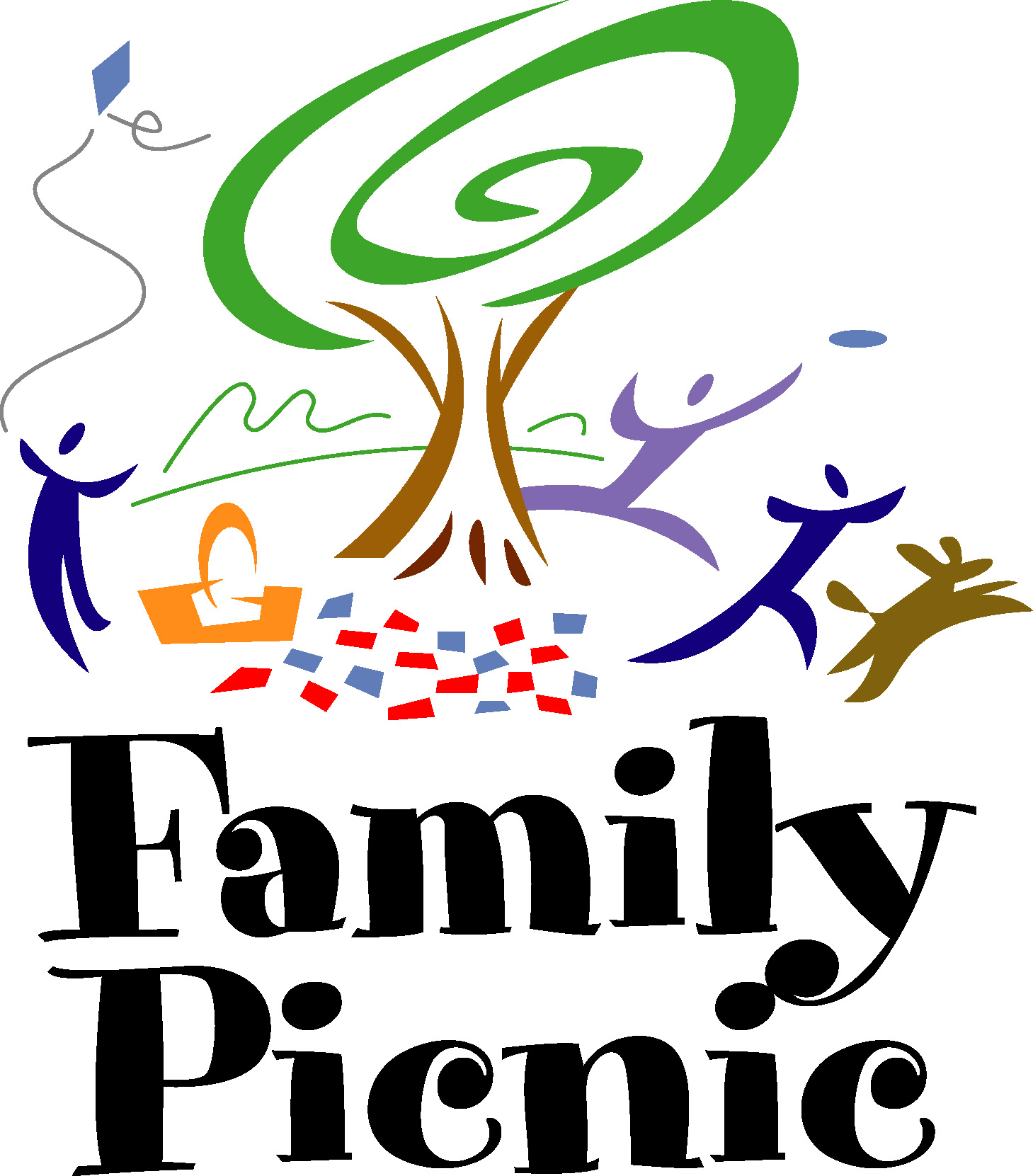 Family Fun Day Clip Art - ClipArt Best