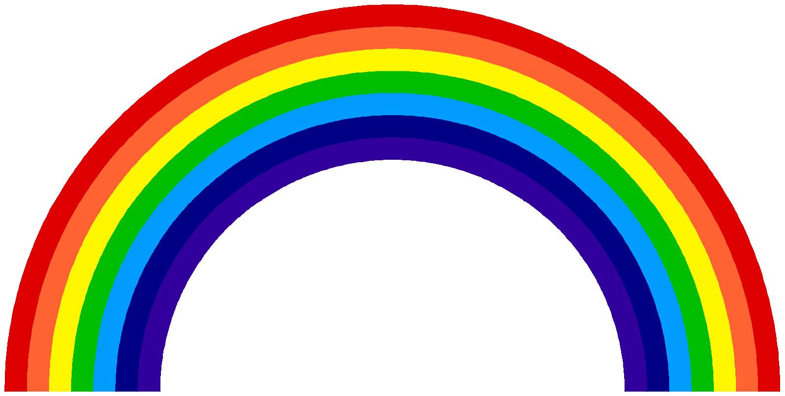 cartoon rainbow png clipart best St Patrick's Day Pot of Gold Clip Art Leprechaun Clip Art