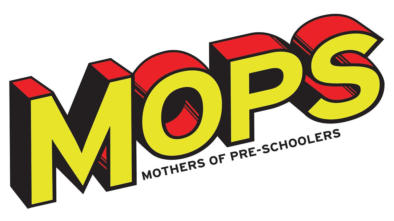 Portfolio of Josh Rivera: I was asked to design a logo for MOPS ...