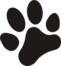 Puppy Paw Print Pictures - ClipArt Best