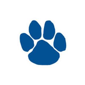 panthers paw logo - photo #12