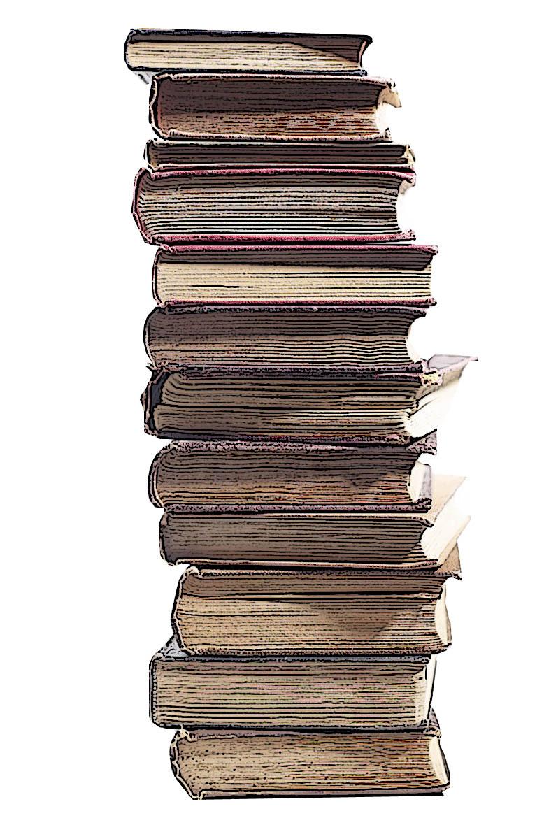 vintage clip art books - photo #9