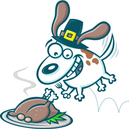 Happy Thanksgiving Funny Clip Art - ClipArt Best