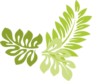 Leaf Border Clipped Art clip art - vector clip art online, royalty ...