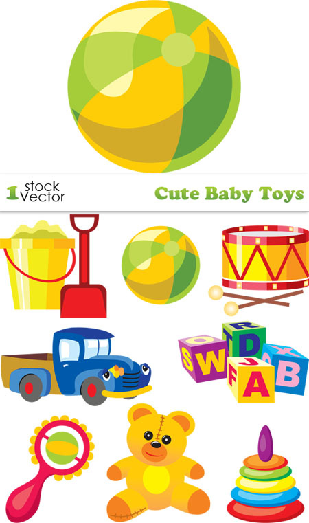 Baby Toys Clip Art : Baby toys pics clipart best