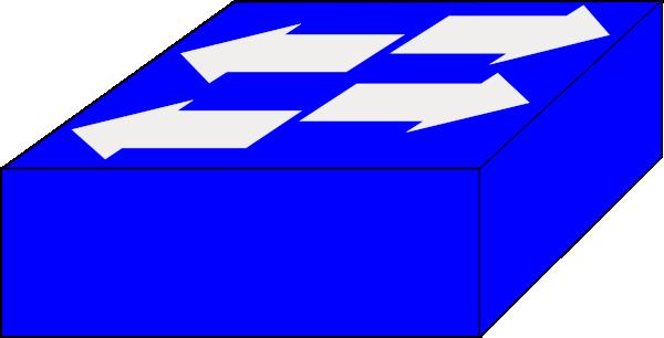 Network Symbols Clip Art : Network switch symbol clipart best