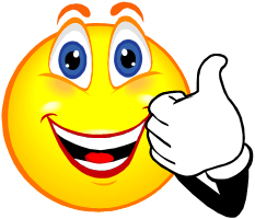 Thumbs Up Smiley Clip Art - ClipArt Best