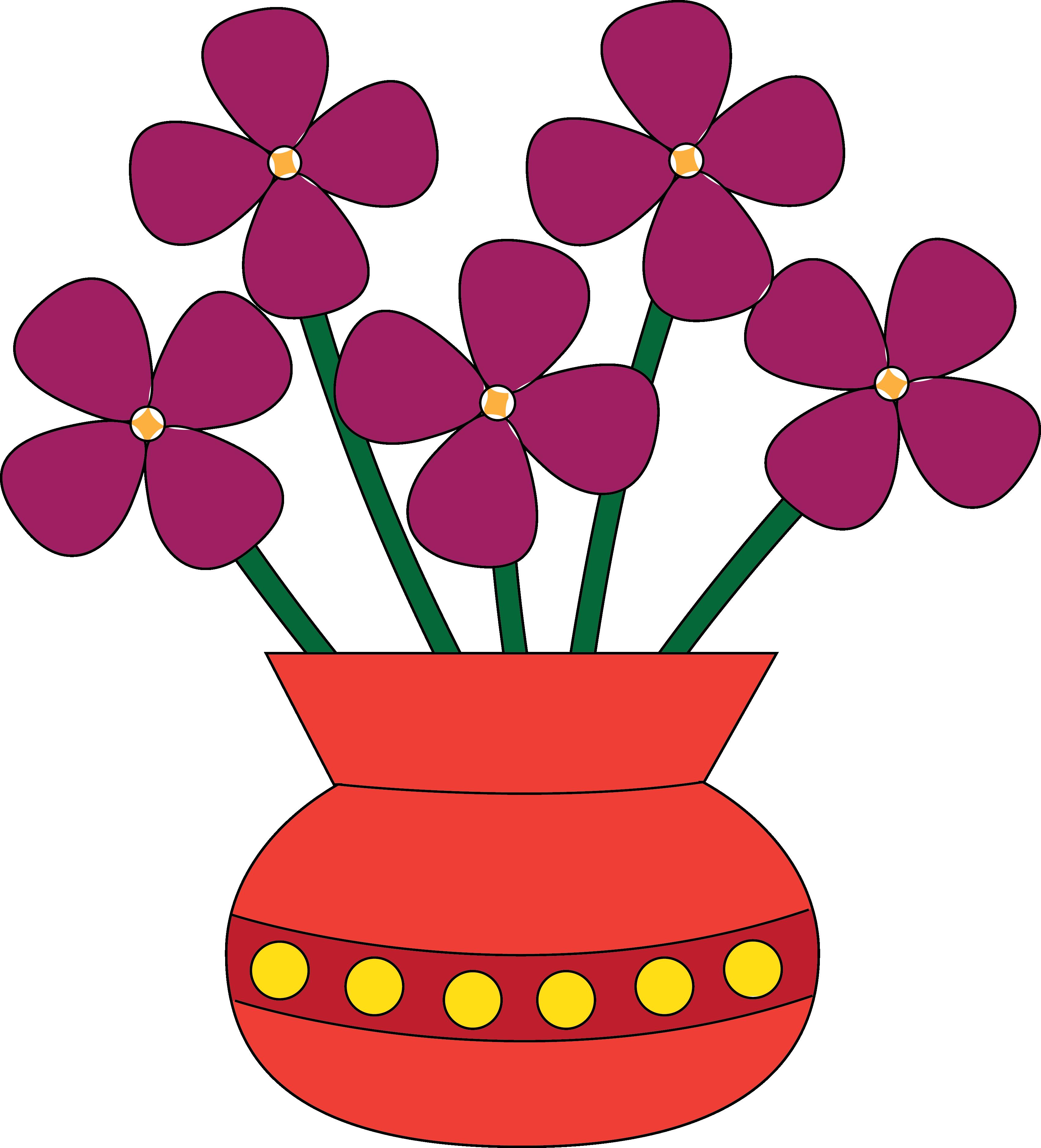 6 Petal Flower Clip Art ClipArt Best