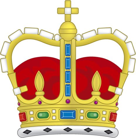 King Crown Clip...