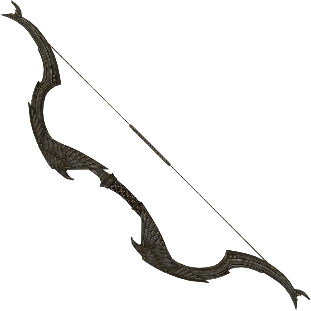 Elven Bow (Skyrim) - The Elder Scrolls Wiki - ClipArt Best