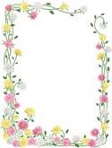 10 spring time borders free cliparts that you can download to you ...