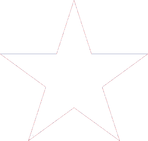 Gallery For > White Star Png Transparent Background