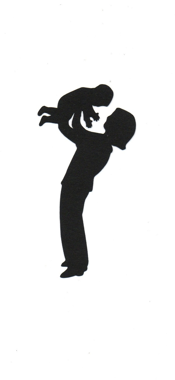Mother Baby Silhouette - ClipArt Best